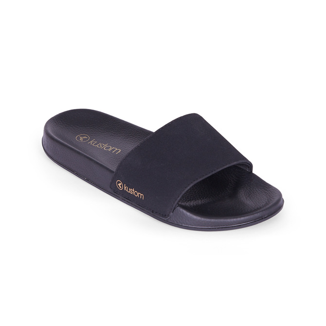 KUSTOM THONGS & SANDALS MAYA / ALL BLACK