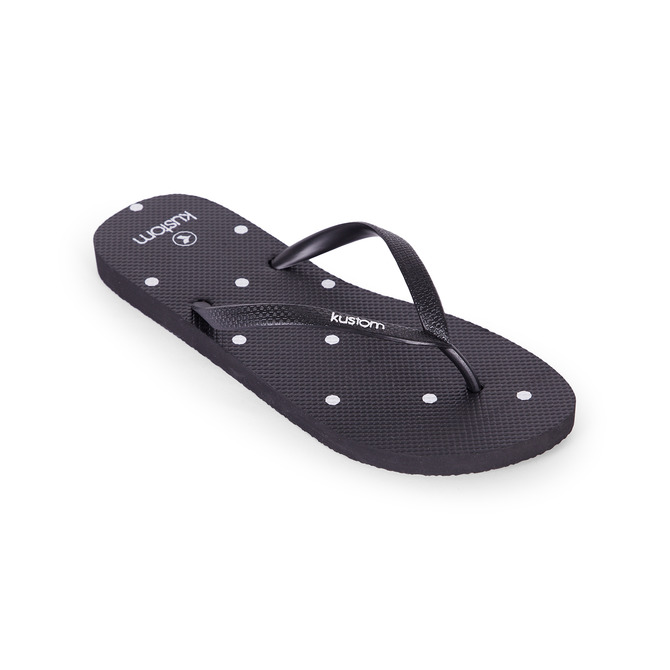 KUSTOM THONGS & SANDALS CLASSIC / DOTS