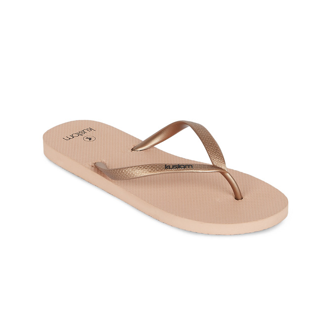 KUSTOM THONGS & SANDALS CLASSIC / ROSE TAN