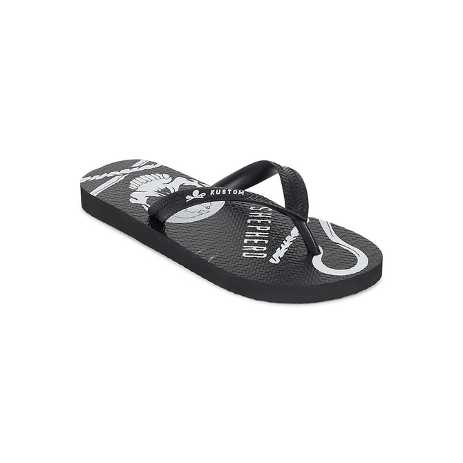 KUSTOM THONGS BOYS SEA SHEPHERD