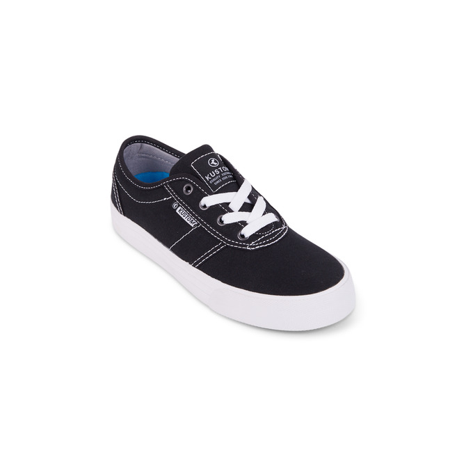 KUSTOM SHOES BOYS DROPKICK PRO / BLACK