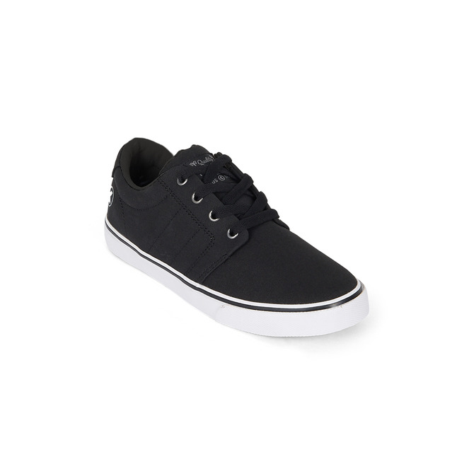 KUSTOM SHOES BOYS LAYDAY SHOE / BLACK