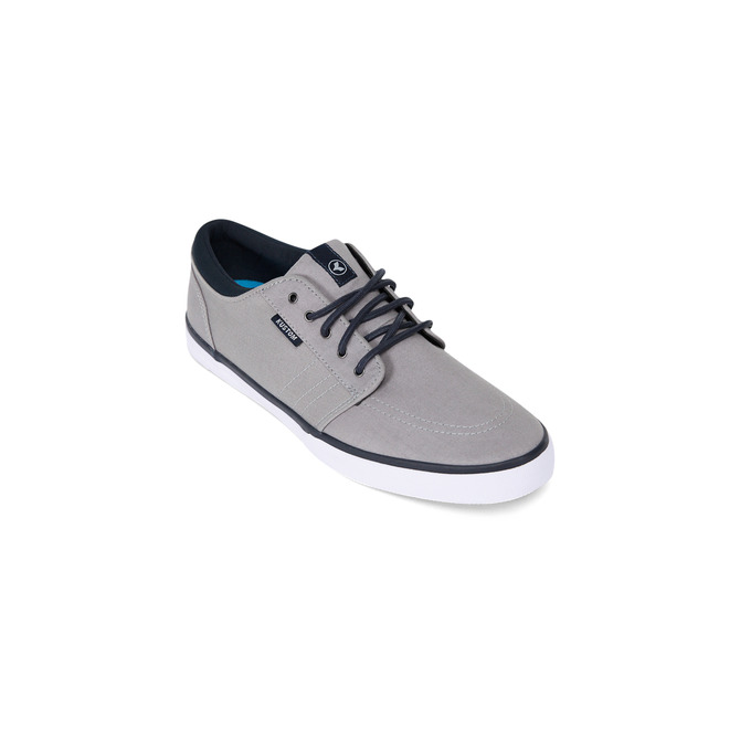 KUSTOM SHOES REMARK / GREY NAVY