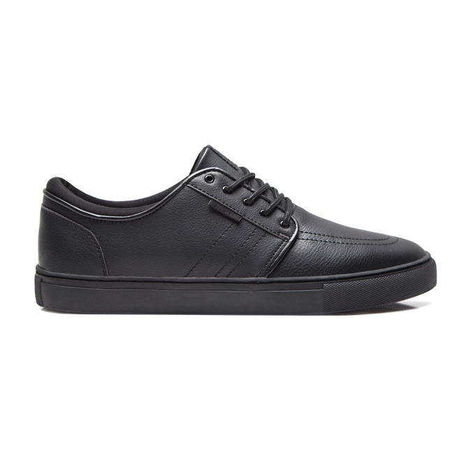 REMARK TOUGH SHOE / BLACK LEATHER