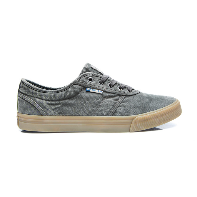 DROPKICK PRO SHOE / WASHED GREY