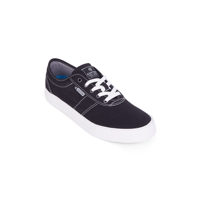 DROPKICK PRO SHOE / BLACK WHITE