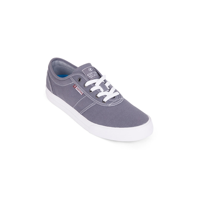DROPKICK PRO SHOE / GREY WHITE