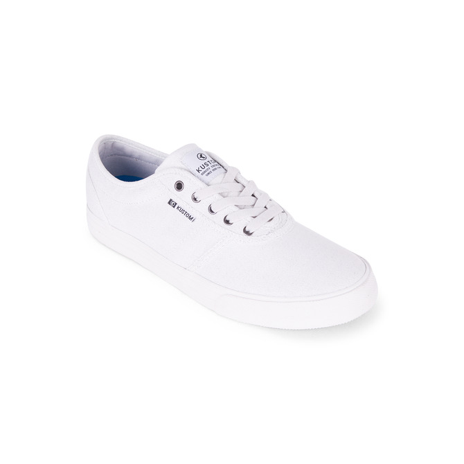 KUSTOM SHOES DROPKICK PRO / WHITE SPECK