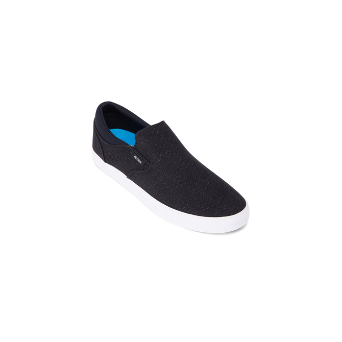 REMARK SLIP ON SHOE / BLACK SPECKLED