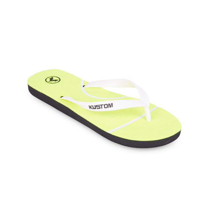 TENNIS FLIP THONG / NEON YELLOW