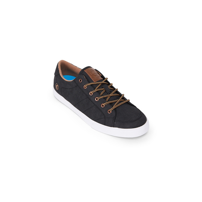 KRAMER SHOE / BLACK BROWN