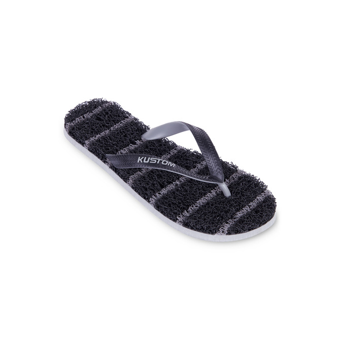 KUSTOM THONGS NOODLE THIN STRIPE