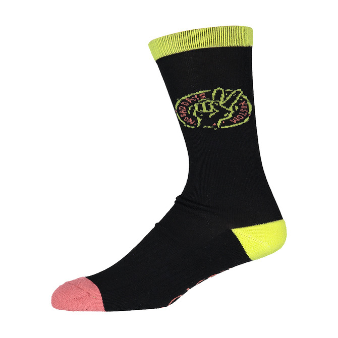 KUSTOM SOCKS M CREW NO BAD DAY SOCKS