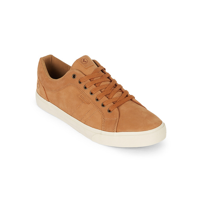 KUSTOM SHOES HIGHLINE CLASSIC / BROWN LEATHER