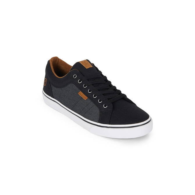 KUSTOM SHOES HIGHLINE CLASSIC / BLACK GRANITE