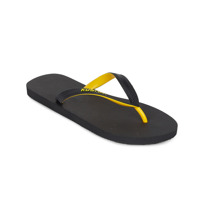 KUSTOM THONGS BLEND BASE / BLACK YELLOW
