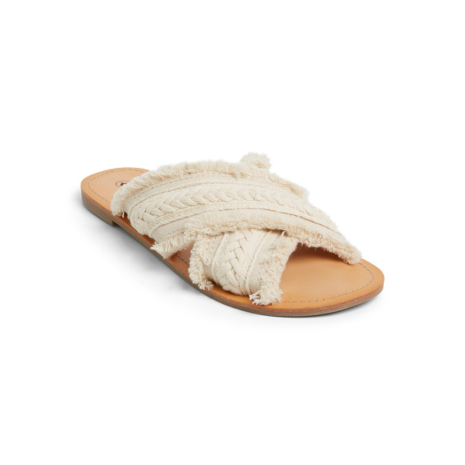 KUSTOM THONGS & SANDALS SYMI SANDAL / NATURAL