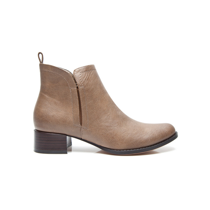 SELINA BOOT / TAUPE