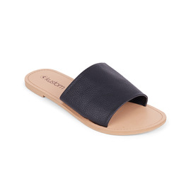 KUSTOM THONGS & SANDALS BYRON / BLACK