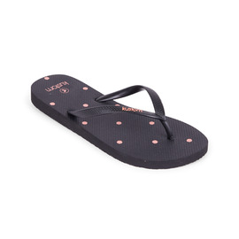 KUSTOM THONGS & SANDALS CLASSIC THONG / BLACK DOTS