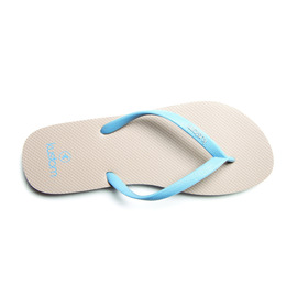 KUSTOM THONGS & SANDALS CLASSIC / TAN BLUE
