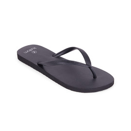 KUSTOM THONGS & SANDALS CLASSIC BLACK