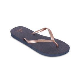 KUSTOM THONGS & SANDALS CLASSIC THONG / NAVY GOLD