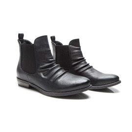 KUSTOM SHOES INKA BOOT / BLACK