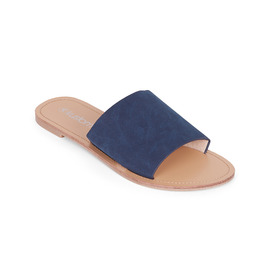 KUSTOM THONGS & SANDALS BYRON / NAVY