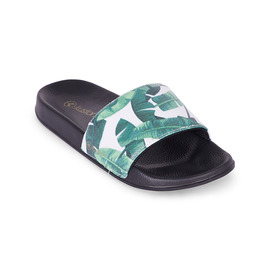 KUSTOM THONGS & SANDALS MAYA SLIDE / PALMS