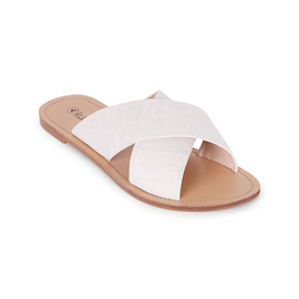 KUSTOM THONGS & SANDALS SYMI / WHITE