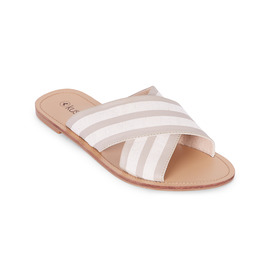 KUSTOM THONGS & SANDALS SYMI SANDAL / STRIPE