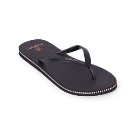KUSTOM THONGS & SANDALS CLASSIC DIAMANTE / ROSE GOLD