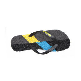 KUSTOM BOYS BOYS NOODLE SLIDER / BLUE GREY YELLOW