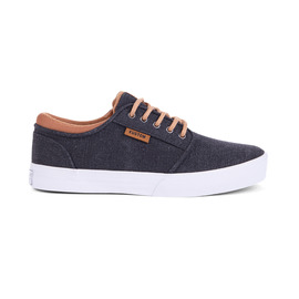 KUSTOM BOYS BOYS REMARK SHOE / GREY WASH