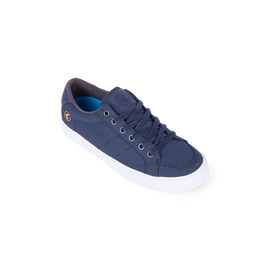KUSTOM SHOES BOYS KRAMER SHOE / NAVY GREY