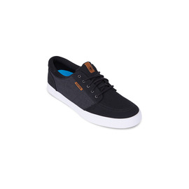 KUSTOM SHOES REMARK / BLACK MICRO