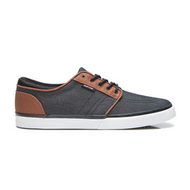 KUSTOM SHOES REMARK SHOE / SLATE TAN