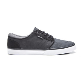 KUSTOM SHOES REMARK SHOE / STREET BLACK GREY