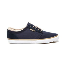 KUSTOM SHOES REMARK  SHOE / NAVY ALMOND