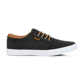KUSTOM SHOES REMARK SHOE / GREY WASH