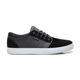 KUSTOM SHOES REMARK / BLACK LIGHT GREY