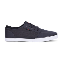 KUSTOM SHOES REMARK SHOE / CHARCOAL BLACK
