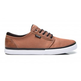 KUSTOM SHOES REMARK SHOE / TAN
