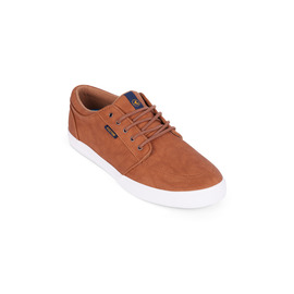 KUSTOM SHOES REMARK / BROWN