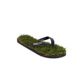 KUSTOM THONGS KEEP ON THE GRASS / GRASS GREEN