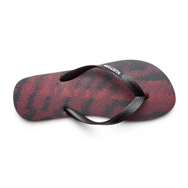 KUSTOM SANDALS BLEND BASE THONG / PORT STATIC