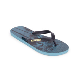KUSTOM THONGS BLEND BASE  / BLUE WASH