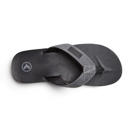 KUSTOM SANDALS VEGO THONG / BLACK GREY