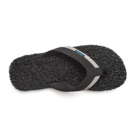 KUSTOM THONGS NOODLE SUPREME / BLACK GREY